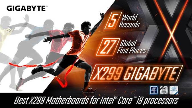 GIGABYTE Bests Competition With Most OC Records
