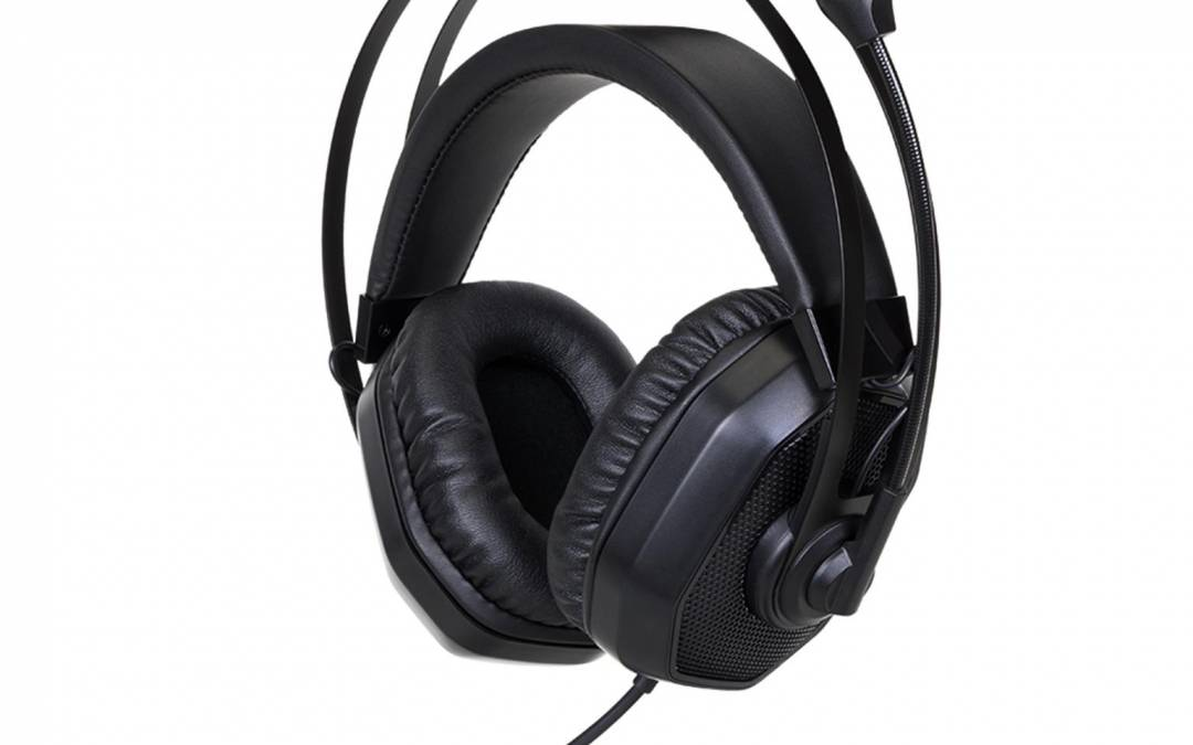 Cooler Master: Launch MasterPulse MH320 Gaming Headset