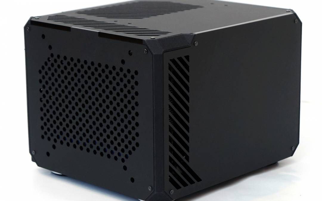 Introducing The Lazer3D LZ7 Mini-ITX Case