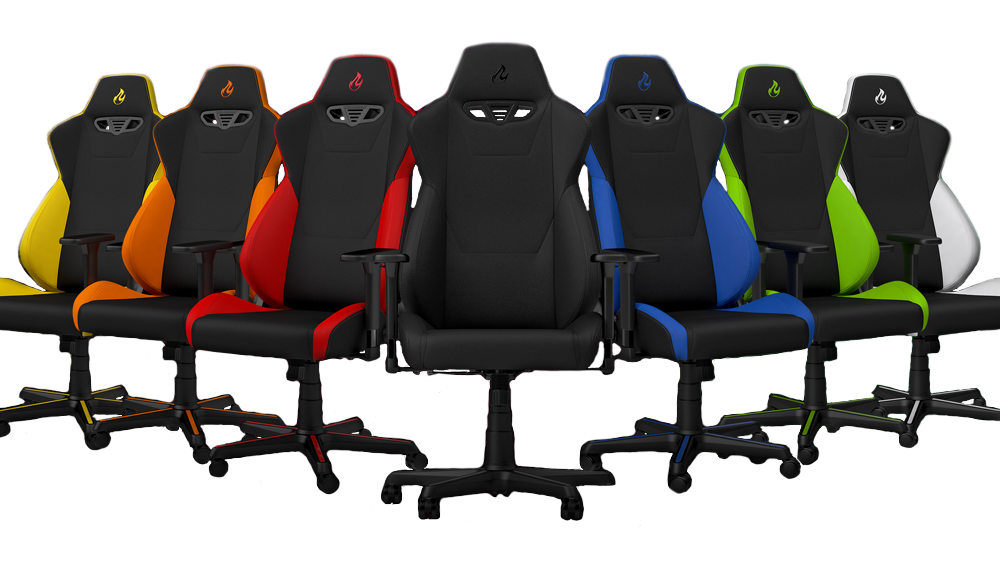 Nitro Concepts Announces S300 Gaming Chair
