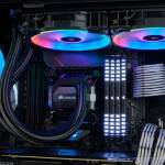 CORSAIR Launches Stunning New LL Series RGB fans