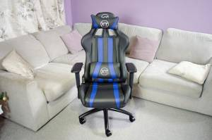 xt racing evo series gaming chair review