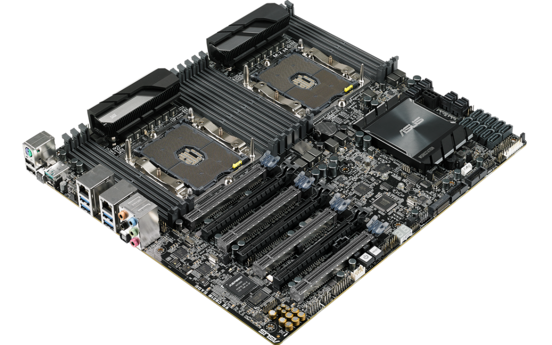 ASUS Server and Workstation Motherboard Set 18 Benchmark World Records