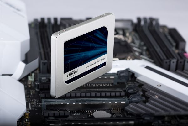 Crucial Announce New MX500 SSD in 250GB, 500GB, 1TB and 2TB Capacities