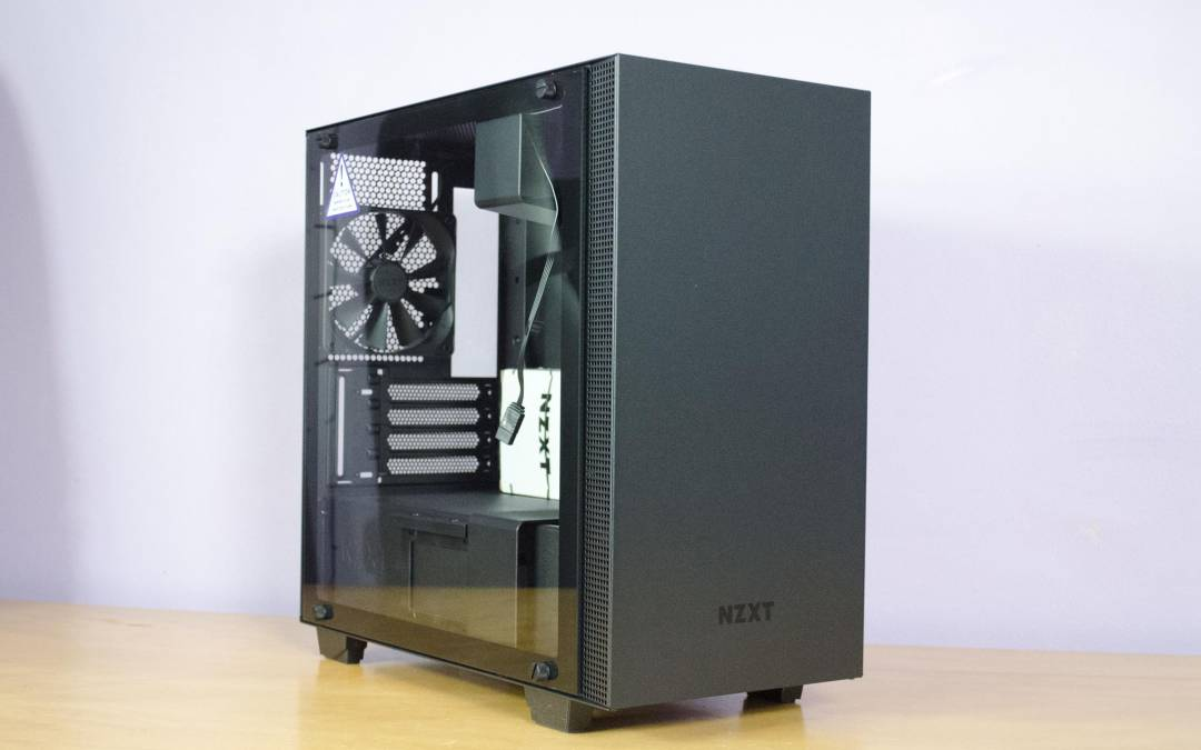 NZXT H400i Micro-ATX PC Case Review