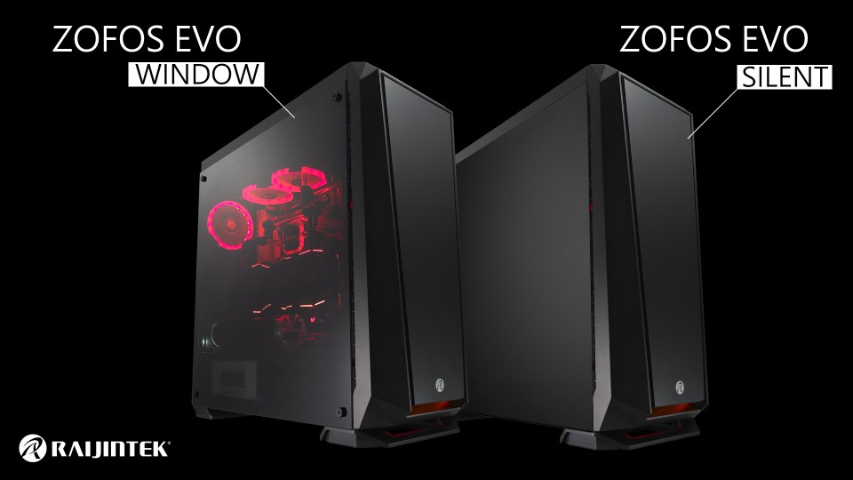 Overclockers UK To Sell Raijintek ZOFOS EVO