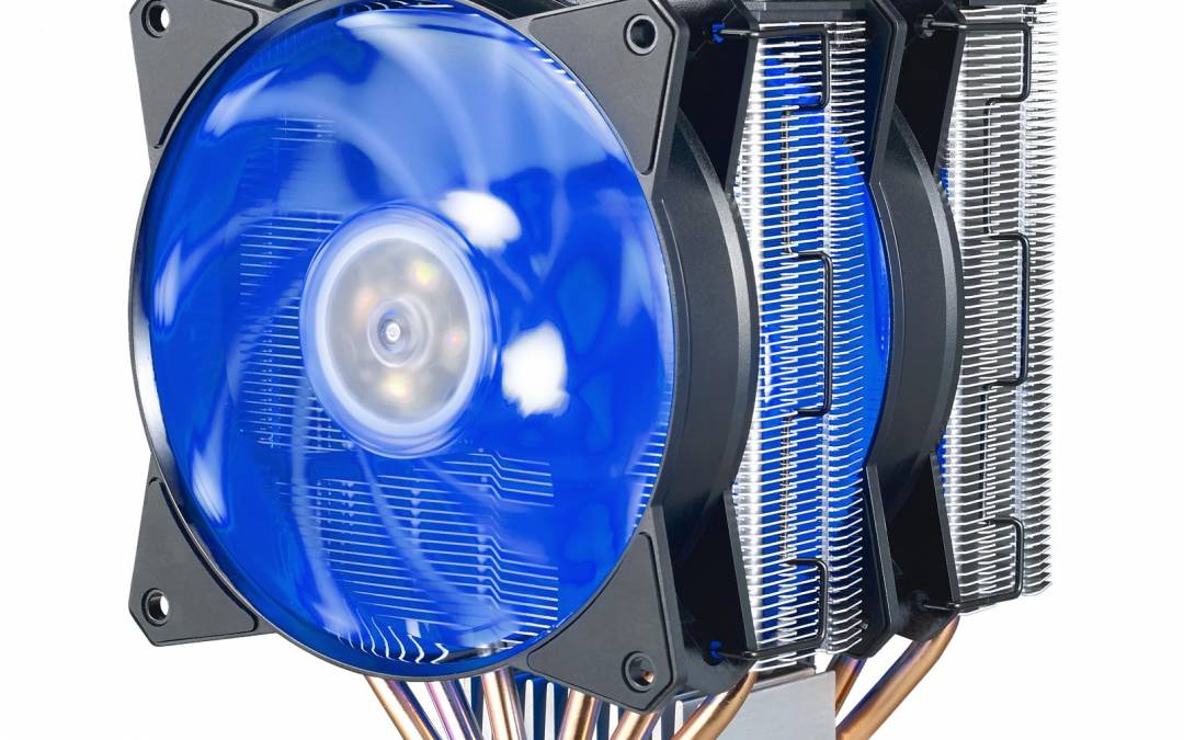 Cooler Master Pushes the Limit of Air Cooling with MasterAir MA620P and MA621P TR4 Edition