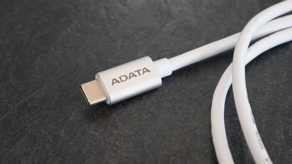 ADATA USB-C to USB-A 3.1 Cable Overview