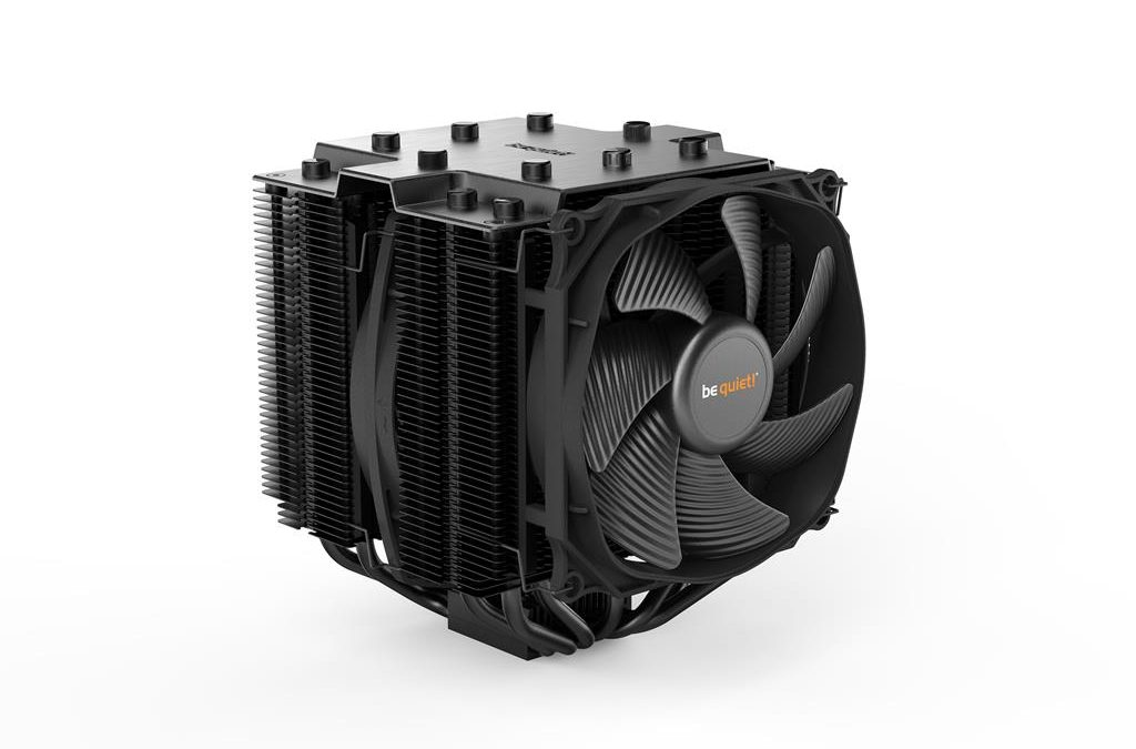 be quiet! Releases Dark Rock 4 and Dark Rock Pro 4 AIR CPU Coolers