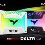 TEAMGROUP Brilliantly Releases T-FORCE DELTA RGB SSD