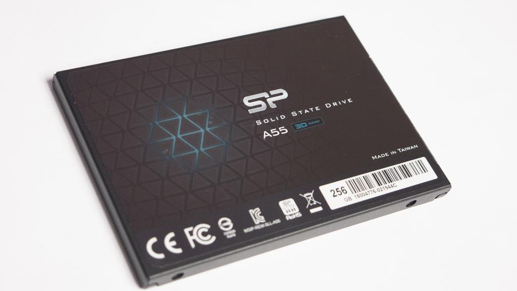 Silicon Power Ace A55 256GB SSD Review