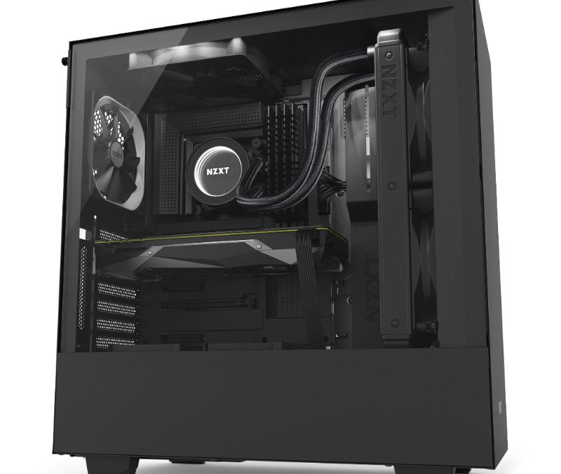 NZXT launch H500 and H500i redefining the modern PC case