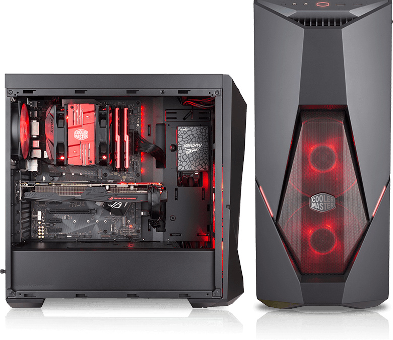 Cooler Master is introducing the MasterBox K-Series