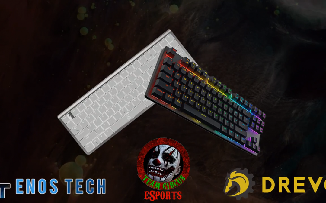 5 Keyboards 5 Winners 5 Weeks Giveaway with Team Circus