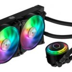 Cooler Master Announces 1st Ever Addressable RGB AIO Liquid CPU Coolers