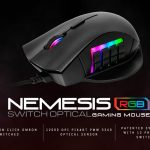 Tt eSPORTS NEMESIS Switch Optical RGB  Gaming Mouse Available Worldwide