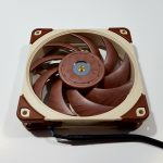 Noctua NF-A12x25 PWM, FLX, ULN versions Review and Performance Comparison