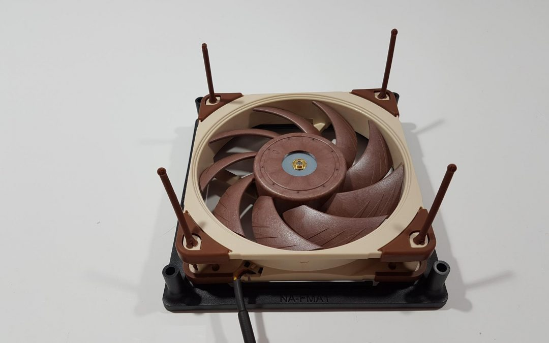 Noctua NA-SFMA1 140mm Adapter Review