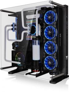 Thermaltake Core P5 TG Ti Edition ATX Wall-Mount Chassis_1