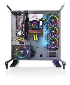 Thermaltake Core P5 TG Ti Edition ATX Wall-Mount Chassis_4