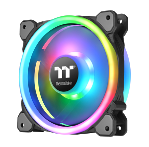 Thermaltake Riing Trio 12 LED RGB Radiator Fan TT Premium Edition _1
