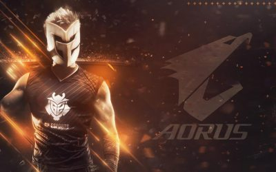 AORUS Announces Strategic Partnership with G2 Esports
