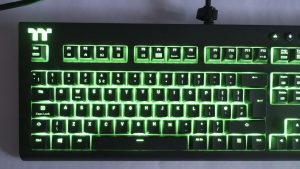 Thermaltake X1 RGB Mechnical gaming keyboard_20