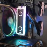 Thermaltake WaterRam RGB Liquid Cooling DDR4 Memory 3200MHz 32GB Closer Look