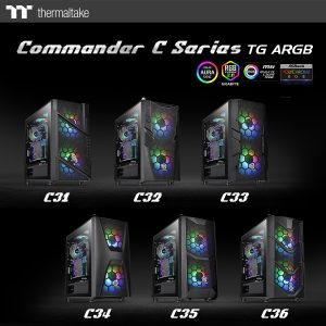 Thermaltake New Commander C Series_ 1