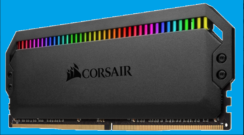 CORSAIR Launches DOMINATOR PLATINUM RGB DDR4 Memory