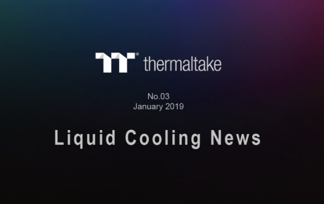 Thermaltake Release Complete Guide To Water Cooling