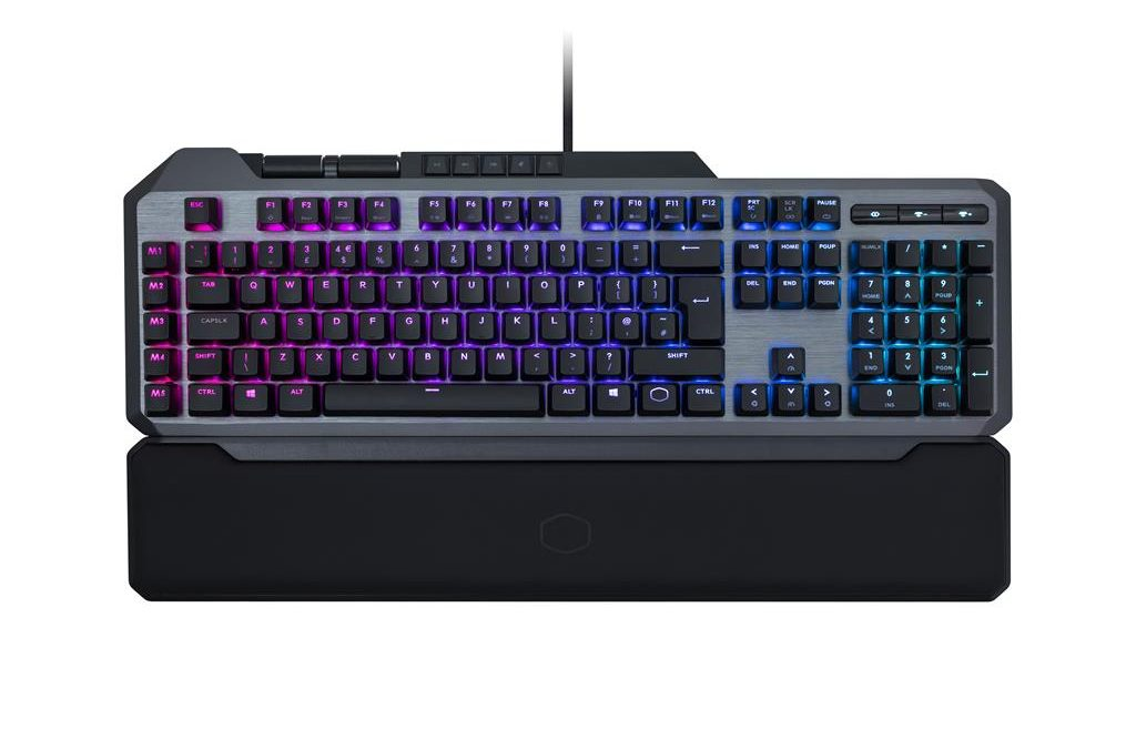 Cooler Master Releases Gaming Keyboard with Aimpad™: MK850