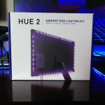 NZXT HUE 2 Ambient V2 RGB Lighting Kit