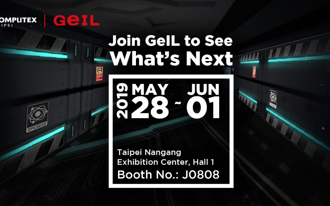 GeIL unveils EVO X ll, GRAVITY and TRANSWARP Memory at Computex 2019