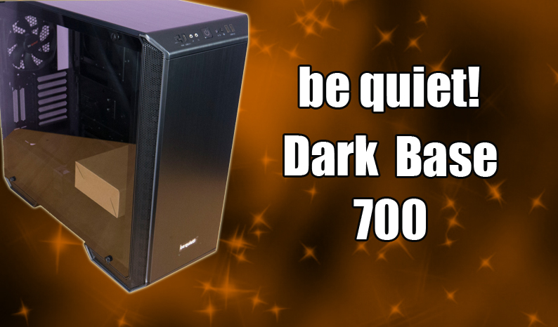 be quiet! Dark Base 700 PC Case Review - EnosTech com