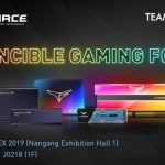 TEAMGROUP's Invincible Gaming Brand T-FORCE Is  Bringing the Industry to a New Horizon at COMPUTEX Taipei 2019