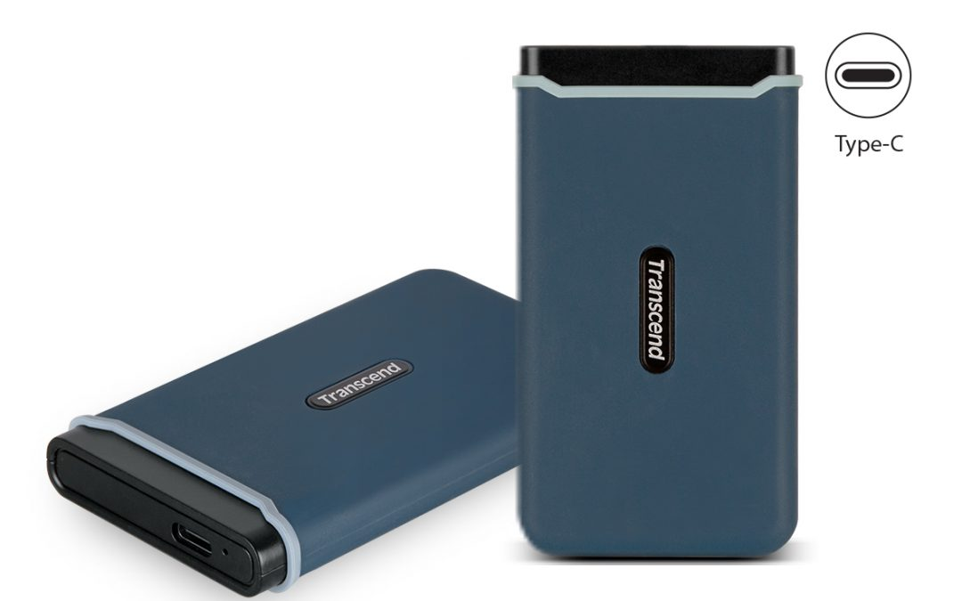 Transcend Launches ESD350C Portable SSD for Breakneck Speeds