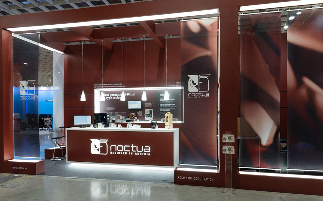 Noctua at Computex 2019