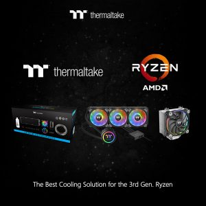 Thermaltake Cooling Solutions Back the Latest Powerful Processors_2