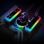 Thermaltake Launches WaterRam RGB Liquid Cooling DDR4 Memory  3600MHz 32GB