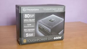 Toughpower GX1 600W PSU Review (Copy)
