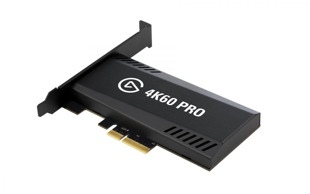 Capture 4K HDR Flawlessly: Elgato Launches 4K60 Pro MK.2 Capture Card