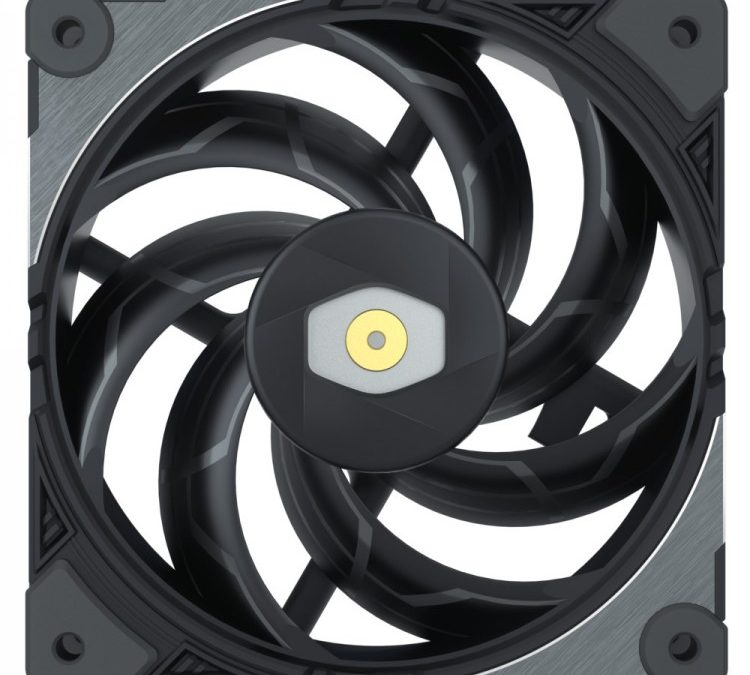 Cooler Master Introduces a New Performance-Focused Fan