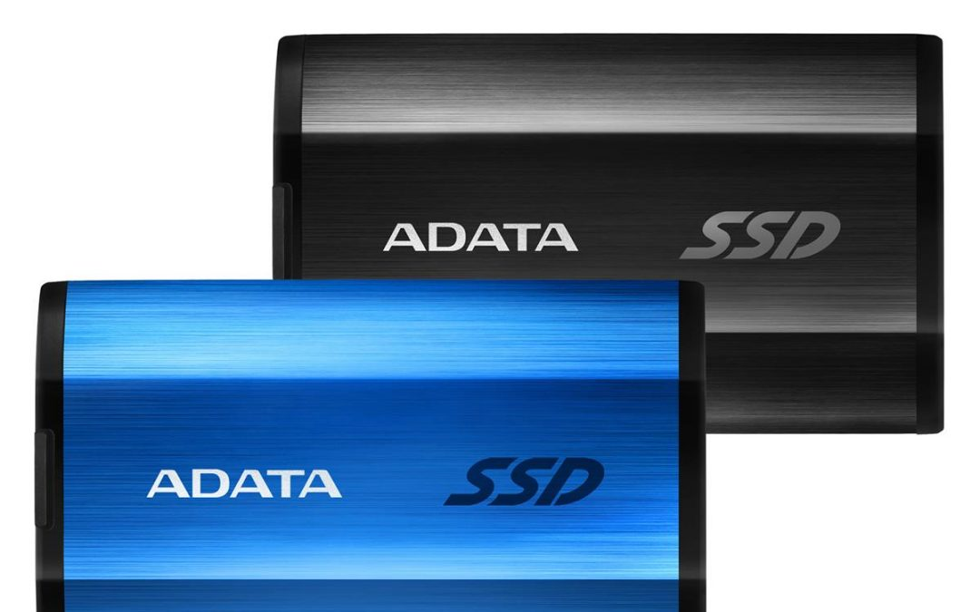 ADATA Launches SE800 USB 3.2 Gen 2 External SSD