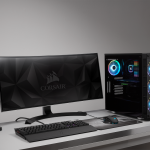 CORSAIR Launches iCUE 465X RGB Smart Case – The Clear Choice for Brilliant RGB Lighting