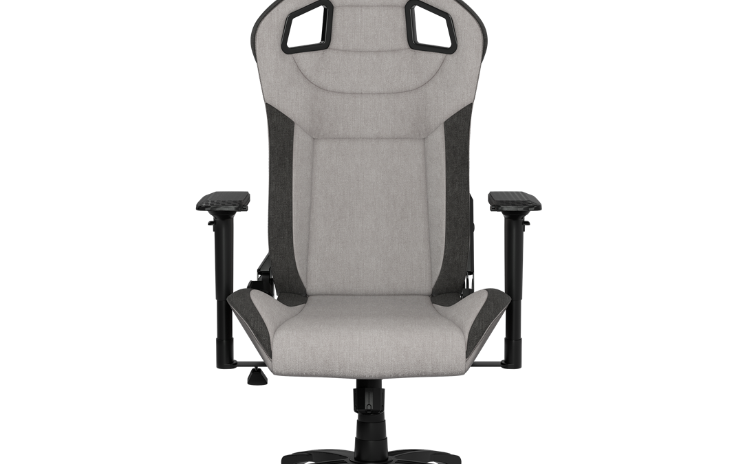 Command in Comfort – CORSAIR Launches T3 RUSH Gaming Chair