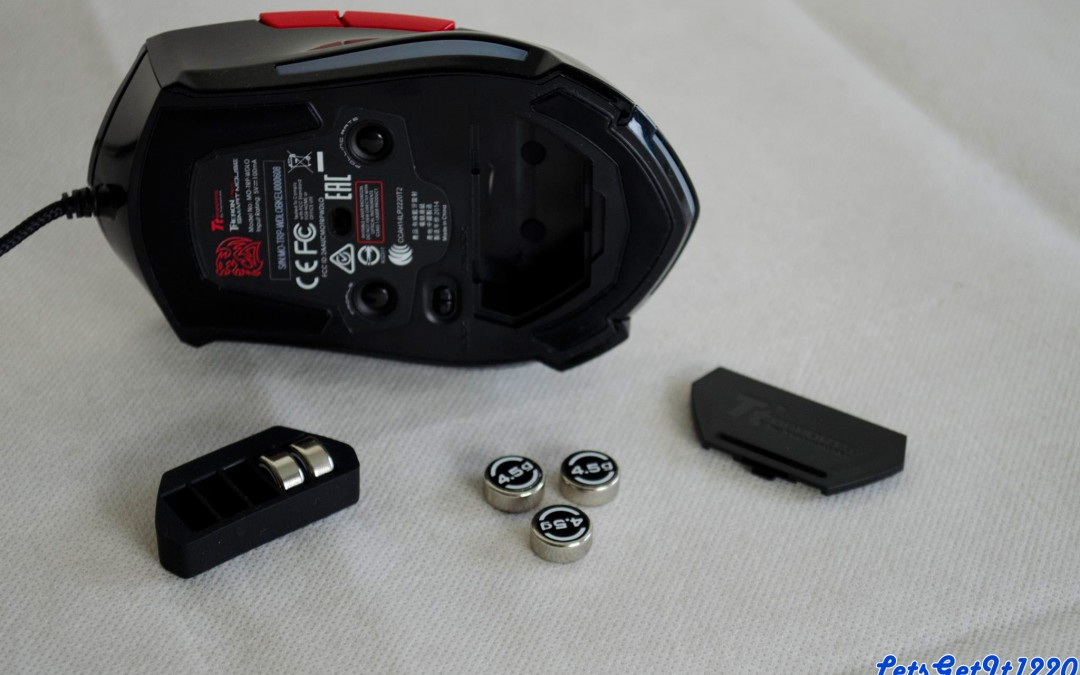 Tt eSPORTS Theron Plus Smart Mouse Overview