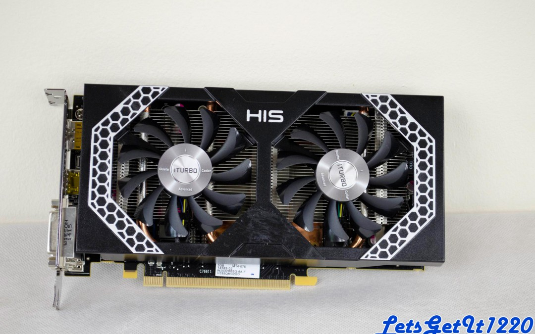 HIS R9 285 Mini IceQ X² OC 2GB GDDR5 Graphics Card Overview