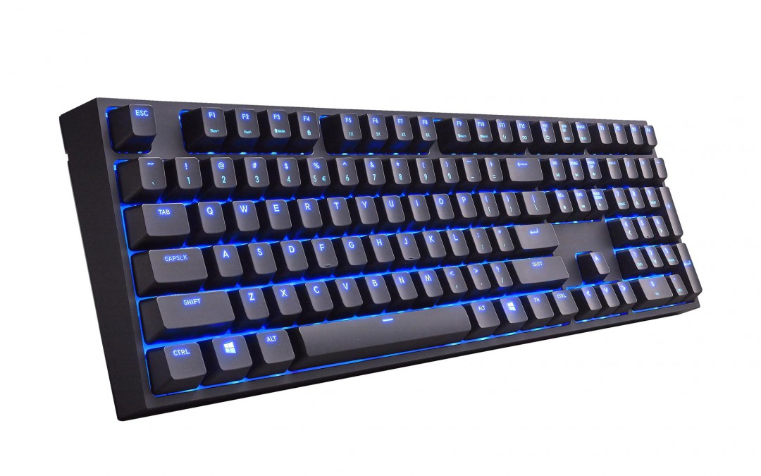 Cooler Master Releases New Quickfire XTI Mechanical Gaming Keyboard