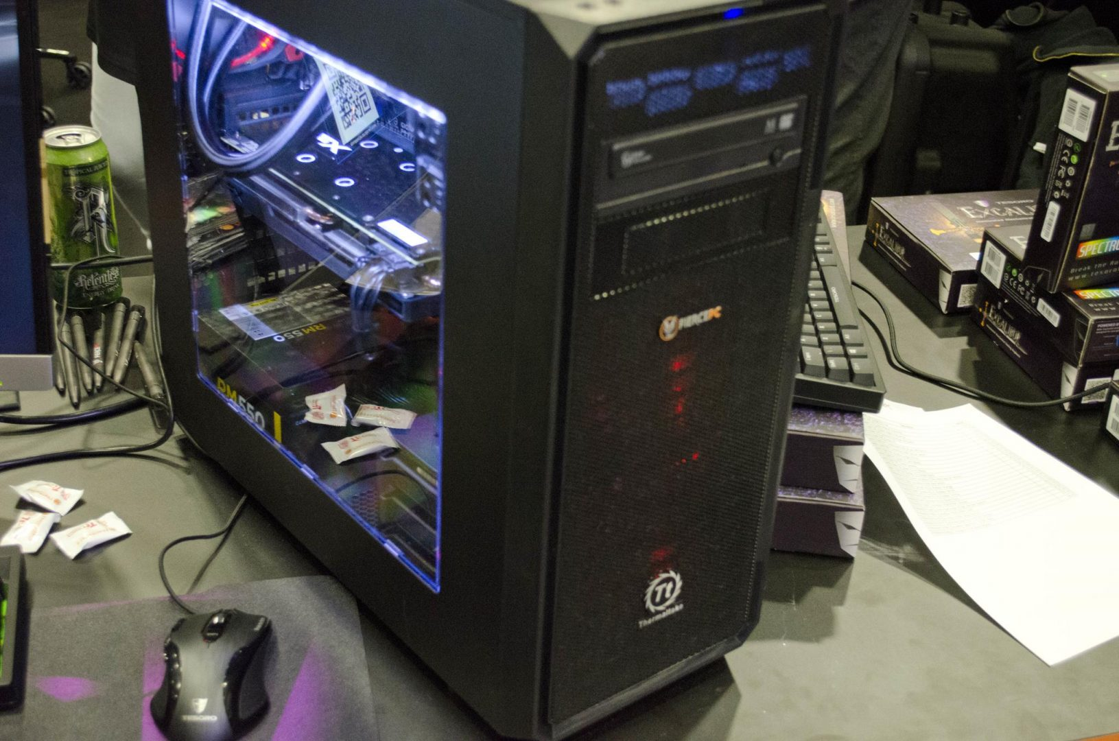 Fierce PC at Multiplay Insomnia Gaming Festival I55_1
